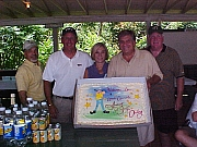 Joe Porco, Rich Vosel, Janet Corsello, Lee Corsello, Bob Borner
